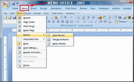 Interface of Word 2007 like Word 2003 – Free | IVCSOFT – IVC ...